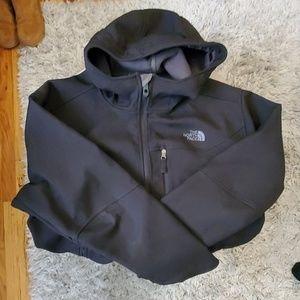 Mens North Face Fleece lined Jacket